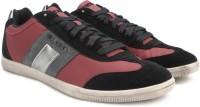 Diesel Men Sneakers(Black, Red)