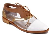 Zaera Roxane Outdoor Shoes For Women(Beige)