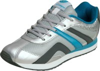 Campus Tramp Running Shoes For Women(White)
