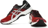 Asics Gel-Cumulus 16 Men Running Shoes For Men(White, Red, Black)
