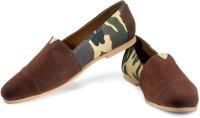 Funk Zish Brown Casual Shoes For Men(Brown)