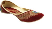 Stophere Mojaris For Women(Red)