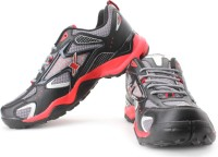 Sparx SM-151 Outdoors Shoes For Men(Red, Black)