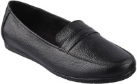 E-lyte Leather Bellies For Women(Black)