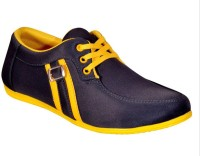 Ajay Footwear Casual Shoes(Black)