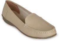 Torrini Close Loafers For Women(Beige)