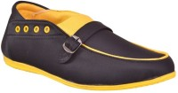 Ajay Footwear Casuals Shoe(Yellow)