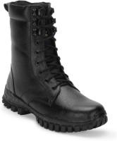 Benera Cosco Boots For Men(Black)