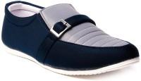 Ajay Footwear Loafers(Blue)