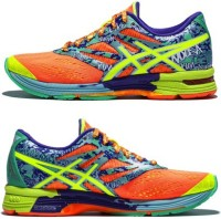 Asics Gel-Noosa Tri 10 Women Running Shoes For Women(Yellow, Blue)