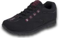 Campus Mile Running Shoes For Men(Black)
