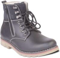 TEN Stylish And Elegant Boots For Men(Black)
