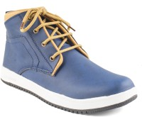 Zapatoz Casual Shoes For Men(Blue)
