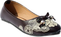Indilego Bellies For Women(Brown)