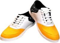 Ajay Enterprises Yellow Hard Fashion Casuals(Multicolor)