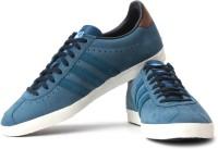 Adidas Gazelle Og Sneakers For Men(Blue, Brown)