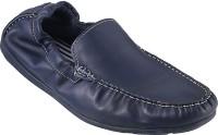 Metro Da Vinchi Loafers For Men(Black)
