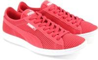 Puma Puma Vikky Mesh Sneakers For Women(Red)