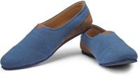 Funk Hoey Casual Shoes For Men(Blue, Beige)
