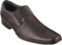 Mochi Mocassin Slip On Shoes For Men(Brown)