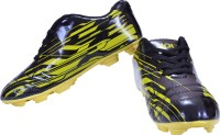 HDL Warrior Football Shoes For Women(Yellow, Black)