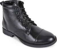 Benera Casual Pdm Ankle Boots For Men(Black)