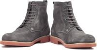 Superdry HiGate Boots For Men(Grey)