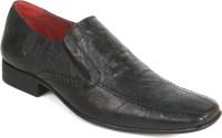 Vito Rossi Sm Slip On Shoes For Men(Black)