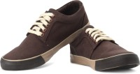 Sparx Sneakers For Men(Brown)