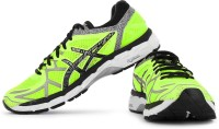 Asics Gel-Kayano21Liteshow Men Running Shoes For Men(Black, Yellow)