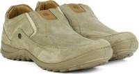 Woodland Men Loafers For Men(Khaki)