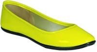 Stylar Kristy Bellies For Women(Yellow)