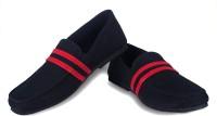 Funk Cooter Loafers For Men(Black)