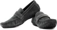 Kenneth Cole Net Income Loafers For Men(Grey)
