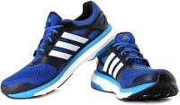 ADIDAS Energy Boost 2 ESM M Running Shoes For Men(Black, Blue)