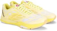 Reebok Cardio Ultra Studio Shoes(White, Yellow)