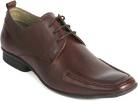 Vito Rossi SM Lace Up Shoes For Men(Brown)