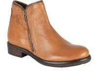 Salt N Pepper 14-475 Dorthea Almond Boots Boots For Women(Tan)