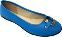 Stylar Alia Bellies For Women(Blue)