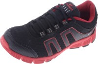 ACTION Clock_G Running Shoes For Men(Black)
