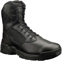 Magnum Stealth Force 8.0 Side Zip Boots For Men(Black)