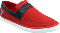 ME&YOU Loafers For Men(Red)