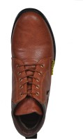 SHOE SMITH SS1009 Boots For Men(Brown)