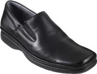 Mochi J Fontini Slip On Shoes For Men(Black)