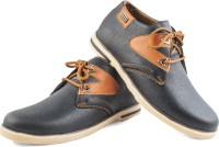 Zapatoz Casual Shoes For Men(Black)