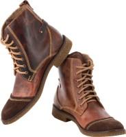 TZARO Boots For Men(Brown)