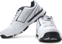 Sparx SM-160 Running Shoes For Men(Silver, White, Navy)