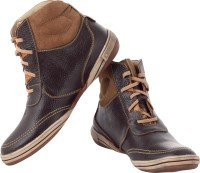 tZaro Boots For Men(Tan, Brown)