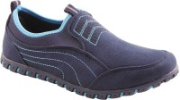 Adorn Active and Trendy Running Shoes For Women(Navy)