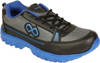 Pure Play PPGSS003-Black-Grey Walking Shoes For Men(Blue, Black)